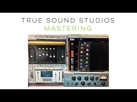 Mastering Tracks at: True Sound Studios Part 1