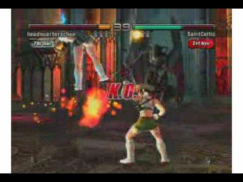 Tekken DR Online | HeadQuarterschop | #2