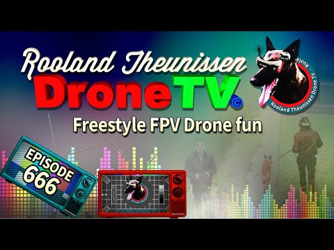 Drone TV Live Here We Go