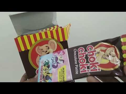 Beli Satu Kotak Chokichoki | Jomain Unbox Malay My Little Pony | Transformers