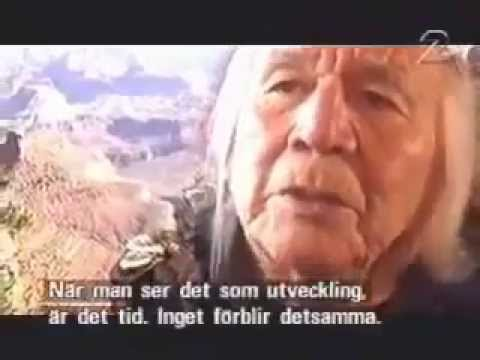 Amerikai Őslakos mesél a Hopi indiánok jóslatairól (PART 1)