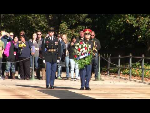Tomb of the Unknowns / Changing of the Guard