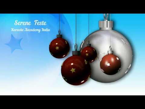 Auguri Di Buon Natale Karaoke.Tanti Auguri Di Buon Natale Da Karaoke Academy Italia