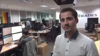 Visite des Bureaux et Rencontre des Equipes du Broker ActivTrades à Londres