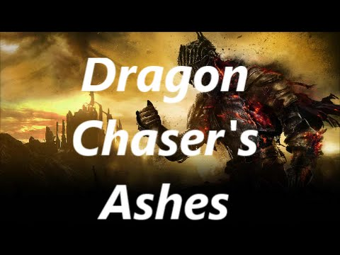 Dark Souls 3 - Archdragon Peak - Dragon Chaser's Ashes Location