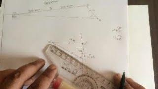 Velocity and Acceleration Diagram/Slider Crank Mechanism