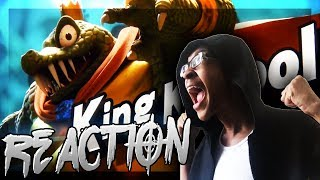 SIMON, CHROM, DARK SAMUS AND KING K. ROOL?!?! - REACTION