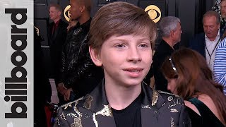Mason Ramsey on Performing 'Old Town Road' with Lil Nas X, BTS, Billy Ray Cyrus, & Diplo | Grammys
