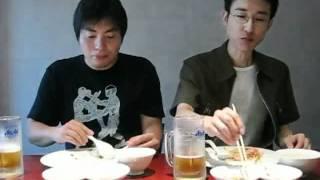 自称格闘家、ジークンドーの使い手佐藤寛之さんと、格闘フリーク、シス...