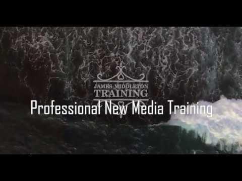 James Middleton Training - New Media [Introduction]