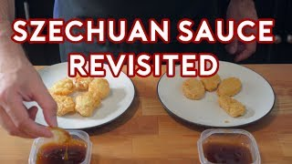 Download Binging with Babish: Szechuan Sauce Revisited (From Real Sample!) Mp3 and Videos