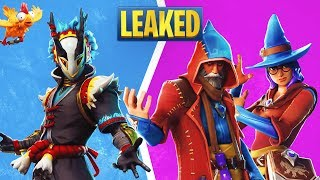 Fortnite 6.3 Leaked Skins: Taro Skin, Castor Skin, Elmira Skin, Chicken Skin, Emotes, & More