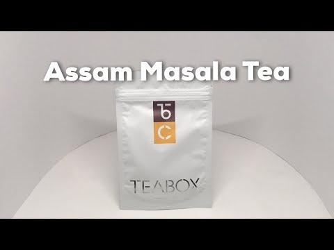 Teabox Assam Masala Tea
