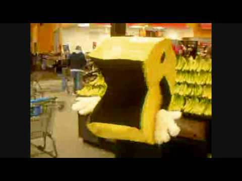 The Adventures Of Mrs. Pacman: Wal-mart Tacos