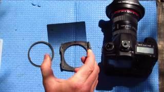 Светофильтр для фото и видеосъемки Cokin  Быстрый обзор