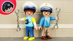 Die Junior Polizei! - Teil 1   Playmobil Polizei Film   KARLCHEN KNACK #256