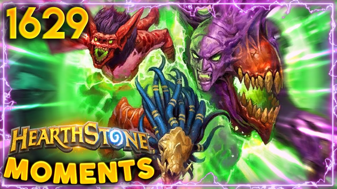 SHAME CONCEDE Is The Only Good Play Here | Hearthstone Daily Moments Ep.1629 thumbnail