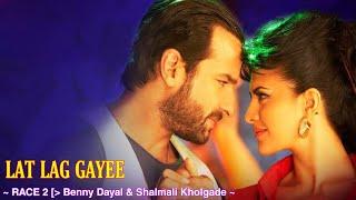 Lat Lag Gayee Full Song - Race 2 | Benny Dayal & Shalmali Kholgade | Saif Ali Khan, Jacqueline