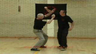 First Strike Finishes It! British Army Unarmed Combat Self Defense With Martin Day