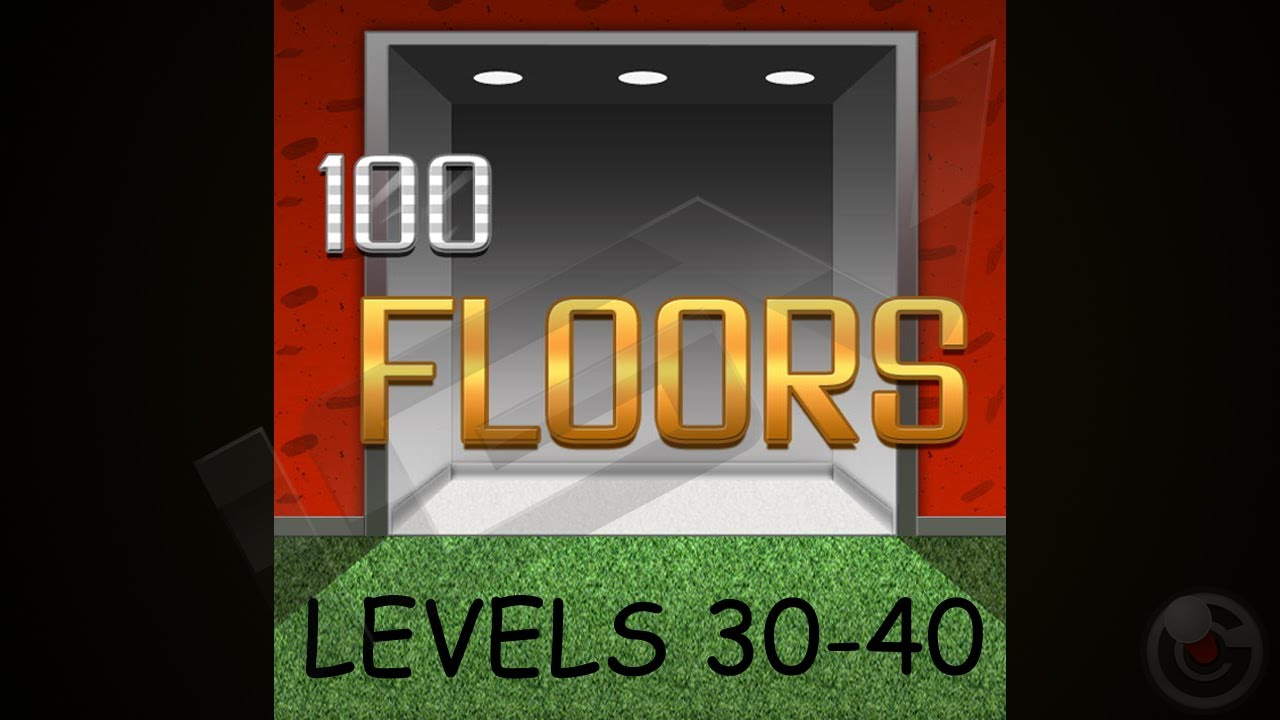 100 Floors Level 31 40 Walkthrough Youtube