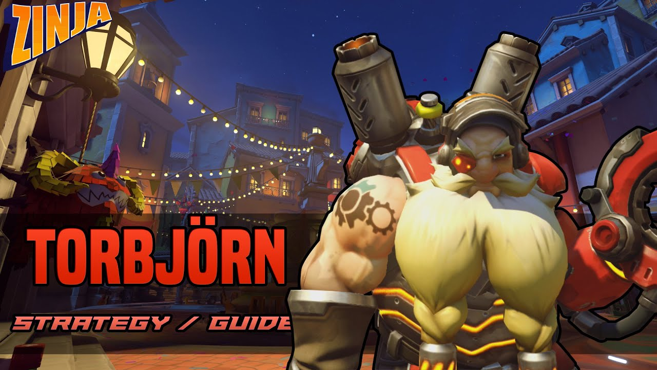 How To Play Torbjorn Torbjorn Overwatch Strategy Guide
