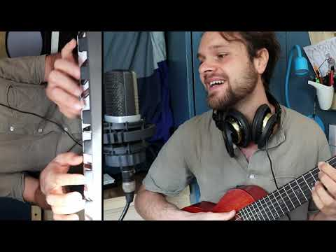 O Pato (The Duck) - Voice, Guitalele And Yamaha Reface CP