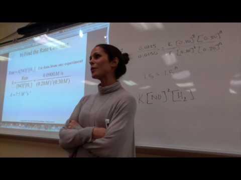 Kinetics   Rate Law