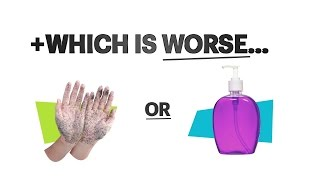 Unwashed Hands vs. Over-Using Sanitizer: Which is Worse? – Healthy Living and Diet Tips – SELF