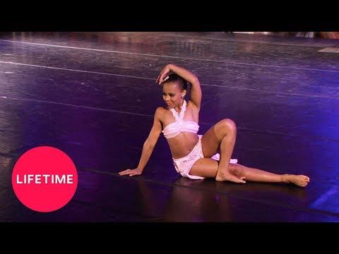 "Dance Moms: Nia's Contemporary Solo - ""20's Scat"" (Season 2) | Lifetime"