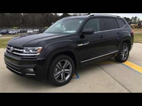 New 2019 Volkswagen Atlas Fayetteville NC Fort Bragg, NC #V16384