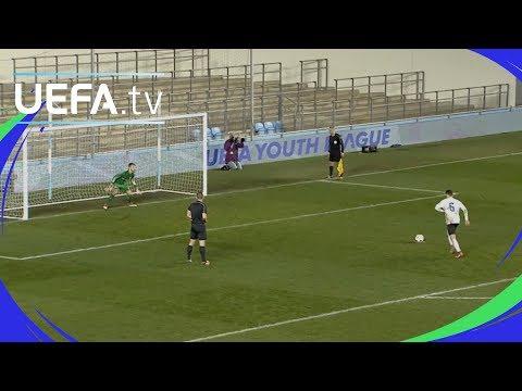 UEFA Youth League highlights: Man. City v Internazionale