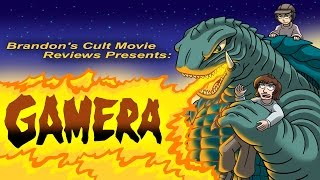 Brandon's Cult Movie Reviews: Gamera