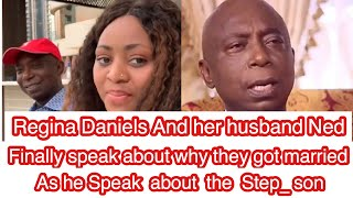 Regina Daniels and her husband finally speak on why they got married Full interview