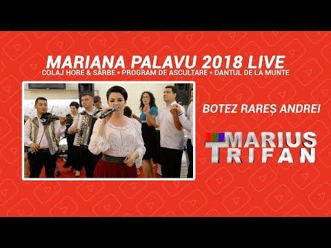 Mariana Palavu - Live - Colaj Hore si Sarbe * NOU *