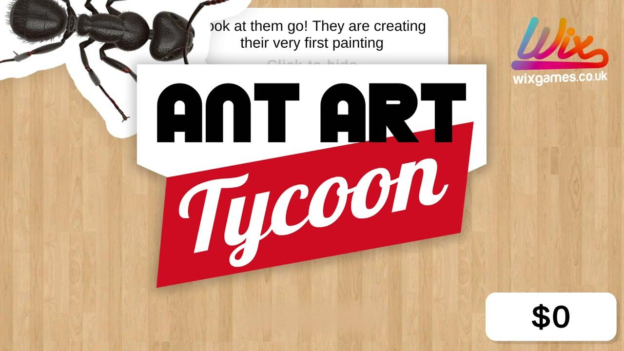 Ant Art Tycoon - Play it on Poki