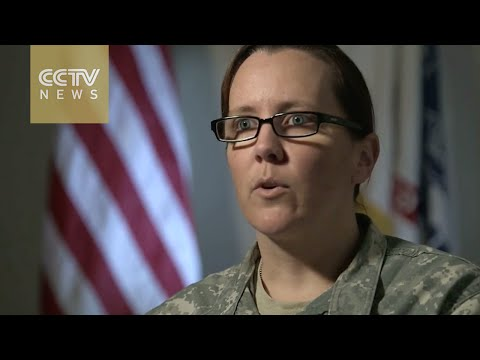 Female recruits take advantage of newly-open combat positions