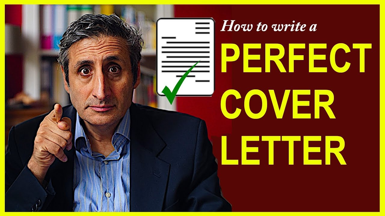 Writing The Perfect Covering Letter from i.ytimg.com