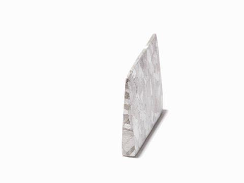 Important Meteorites Highlight: Partial Slice of Famed Willamette Meteorite