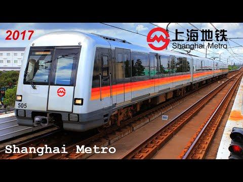 Shanghai Metro Lines