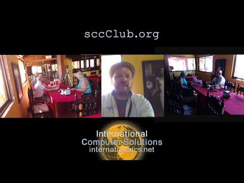 Live Meeting #2, Today's Meeting at  Tequilas at 9:15 AM. Join us ether in person or online.