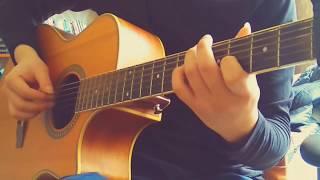 타다군은 사랑하지 않는다/オトモダチフィルム - オーイシマサヨシ acoustic guitar solo.