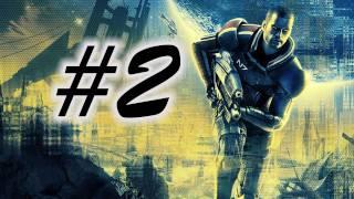 Mass Effect 3 - Gameplay Walkthrough Story Part 2 (X360/PS3/PC) [HD] Demo