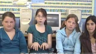 2008年汶川地震后加拿大小朋友问候中国小朋友