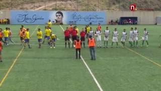 Resumen, Las Palmas Atlético 3 - 1 Atlético Sanluqueño - Fase de Ascenso 2ªB 15/16