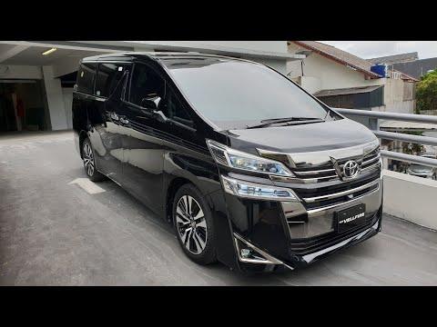 All New Toyota Alphard 2018 Indonesia Grand Avanza 1.3 Veloz M/t Vellfire Modellista Trd Kit Worldnews In Depth Tour 2nd Gen Facelift