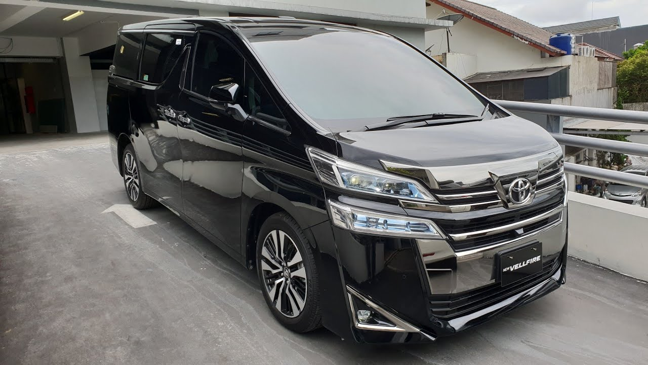 Kelebihan Toyota Vellfire 2019 Top Model Tahun Ini