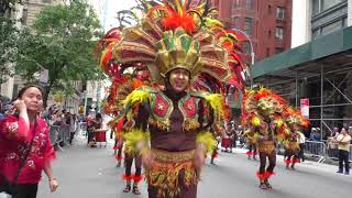 Philippine Independence Parade~NYC~2018~Iloilo Dinagyang Dancers~NYCParadelife