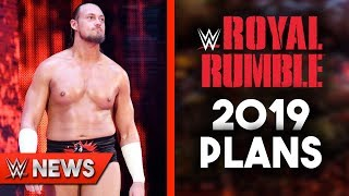 Big Cass Released By WWE! Royal Rumble 2019 Plans? - WWE News Ep. #177
