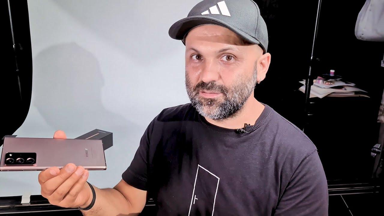 Galaxy Note20 Ultra - Review cu Millo Simulov
