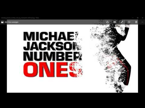 Michael Jackson Number Ones Bad